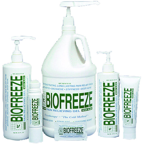 BioFreeze® Lotion - 5 gram packets, 1 each