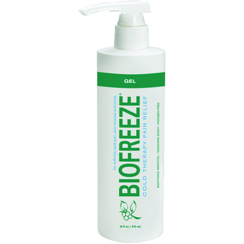 BioFreeze® Lotion - 16 oz dispenser bottle