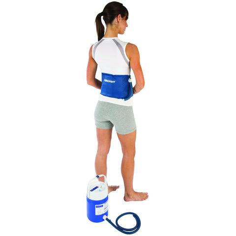 AirCast® CryoCuff® - back/hip/rib with gravity feed cooler