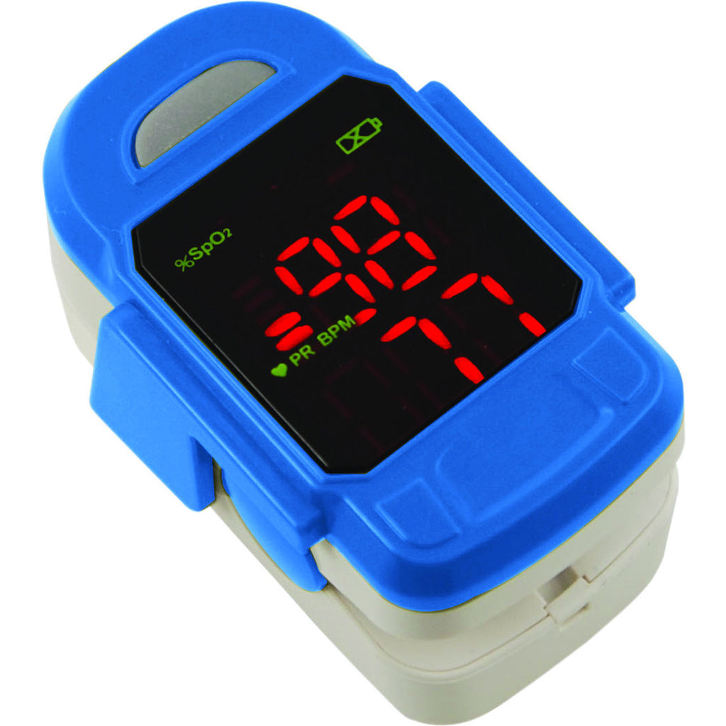 Baseline® Fingertip Pulse Oximeter, Standard - Case of 25