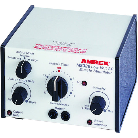 Amrex® Stim Unit - MS/322 AC Low Volt