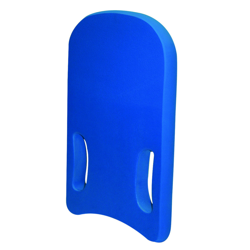 Deluxe Kickboard with 2 Hand cut-outs - Blue