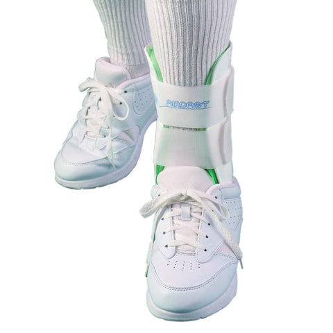 Air Stirrup® Ankle Brace 02A Standard, large, left