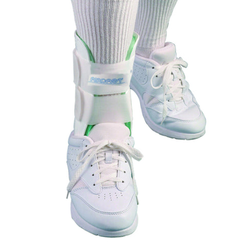 Air Stirrup® Ankle Brace 02A Standard, large, right