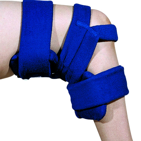 Comfy Splints™ Spring Loaded Goniometer Knee - adult medium
