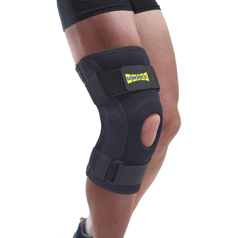Uriel Hinged Knee Brace, Max Comfort, Medium
