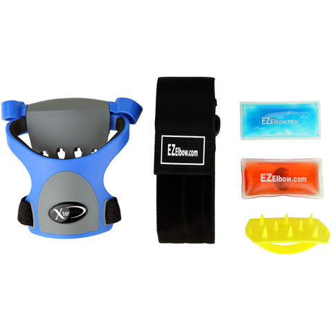 EZ Elbow™ Armband - Pro Arm Therapy Kit