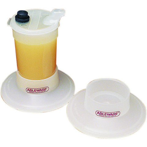 No-tip cup keeper/holder