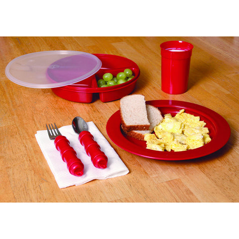 Redware Tableware Set - Deluxe