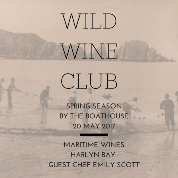 SPRING SEASON • By the Boathouse • Guest Chef Emily Scott
