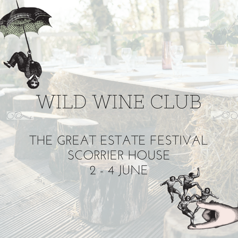 Wild Wine Club at The Great Estate Festival
