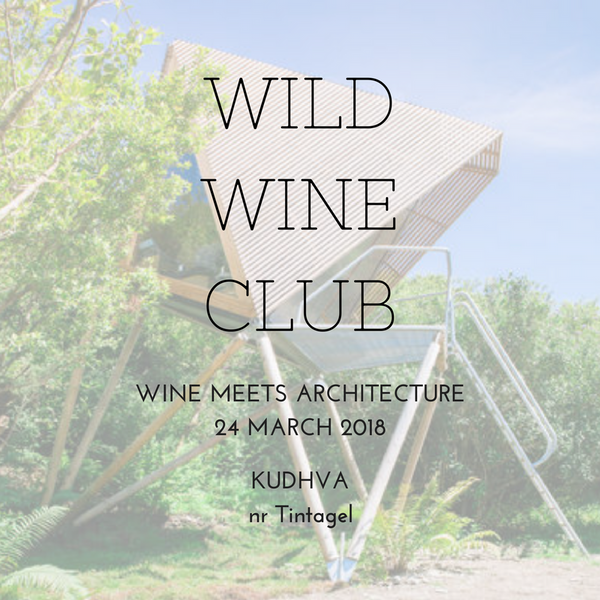 24 March 2018  // Wine meets Architecture  // Kudhva nr Tintagel
