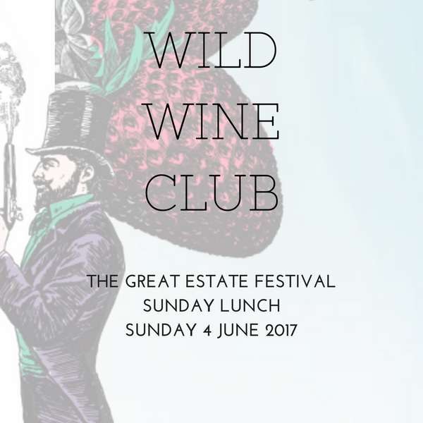 Great Estate Festival // Sunday 4 June // Sunday Lunch