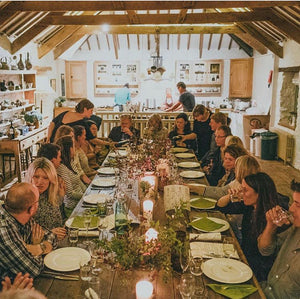 WSET Level Two Award in Wine, 12 Week Supper Club