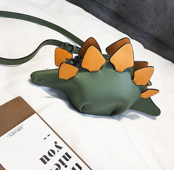 DINO LOVE BAGS - DINOSAUR SHAPED HANDBAGS