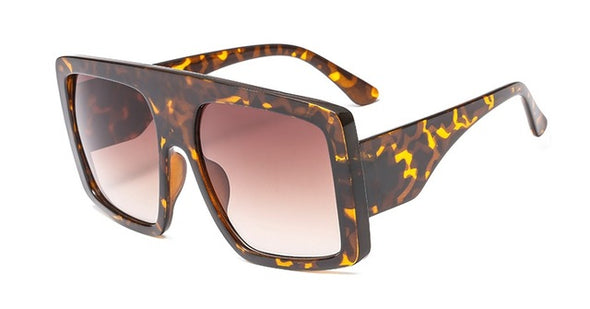 Oversized Briony Sunglasses