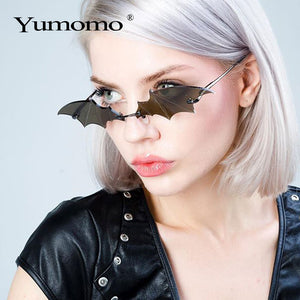 Steampunk Bat Sunglasses
