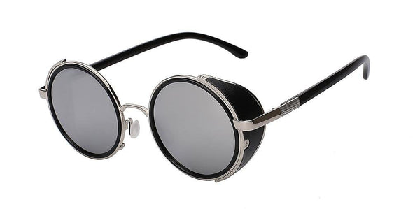 Cool Retro Steampunk Sunglasses-glasses-Classica Store