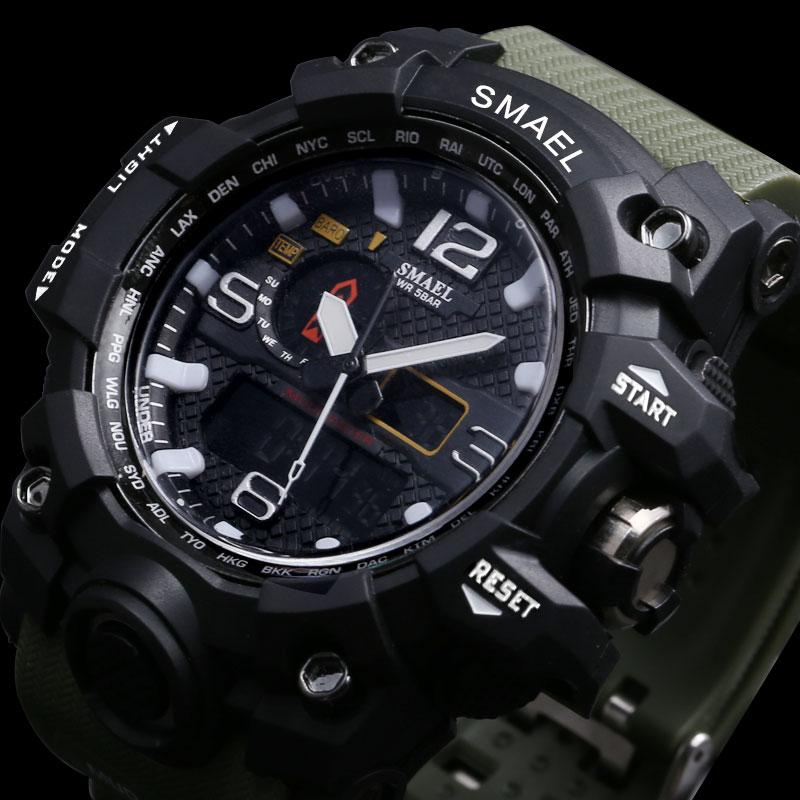 Men Military Watch
