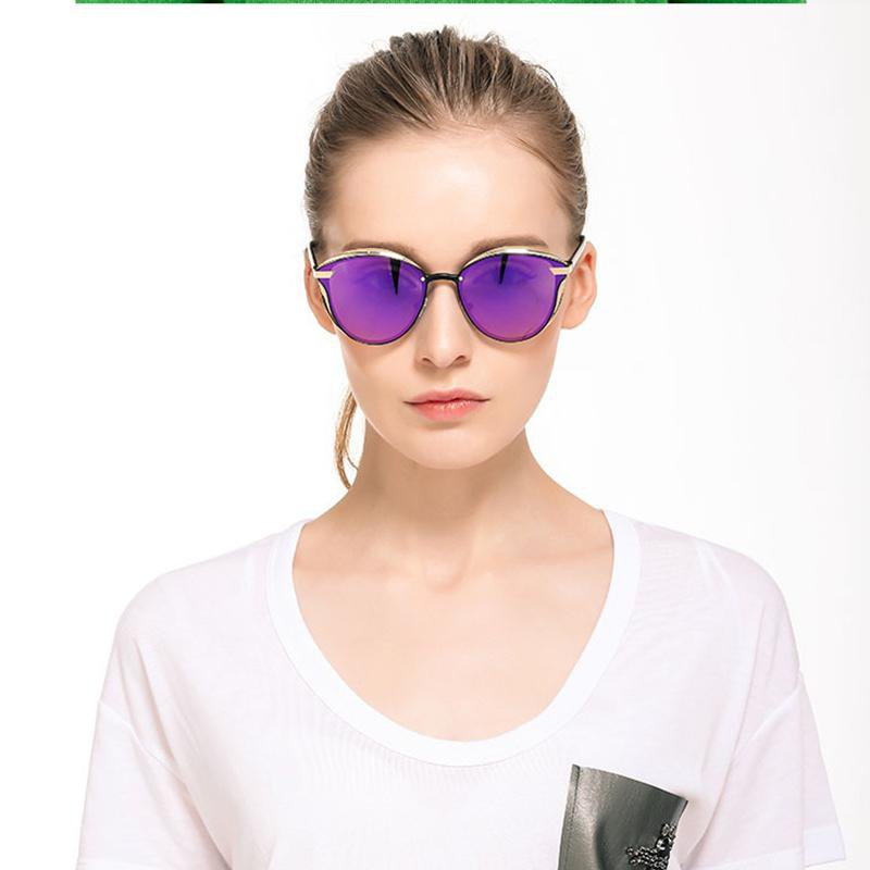 Luxury Oversize Cat Eye Sunglasses-Classica Store