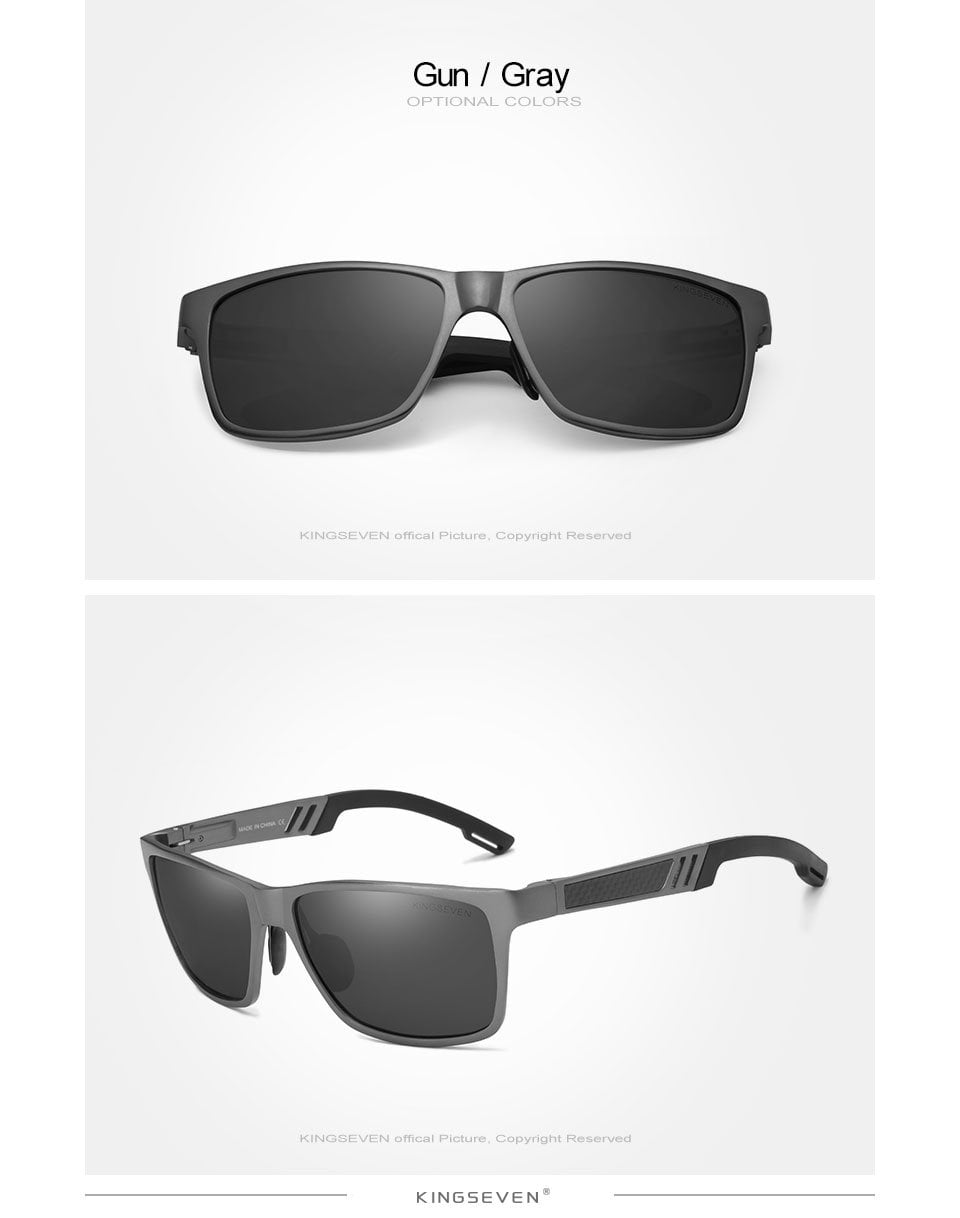 Kingseven Men Polarized Sunglasses-Classica Store