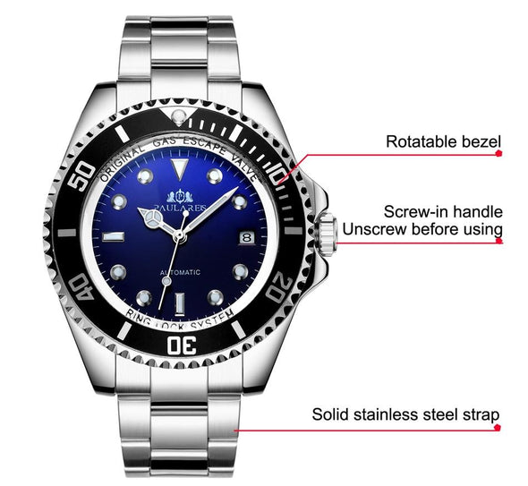 Arrow Automatic Steel Watches