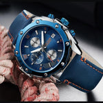 MEGIR Chronograph Men Watch