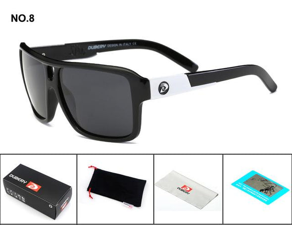 Men's Polarized Aviation Sunglasses-Classica Store