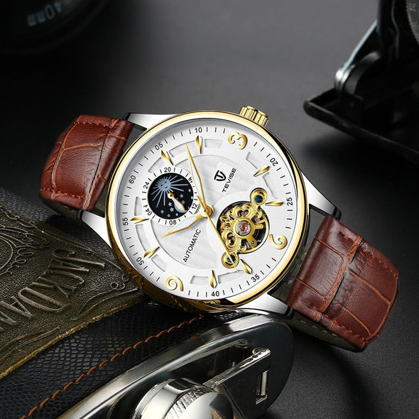 Marleon Luxury Leather Watches