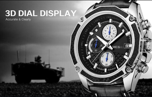 MEGIR Official Quartz Watches