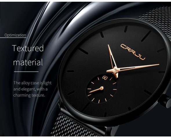 Aventus Stainless Steel Watches