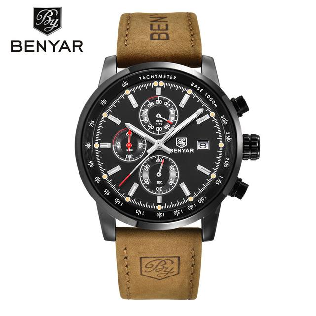 BENYAR Chronograph Watches