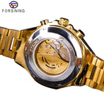 Forsining  Skull Design Automatic Watches