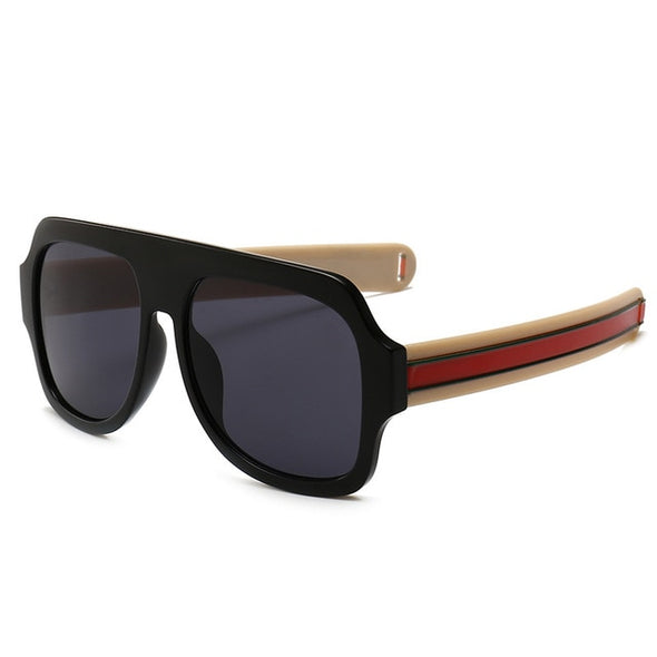 Retro Artful Sunglasses