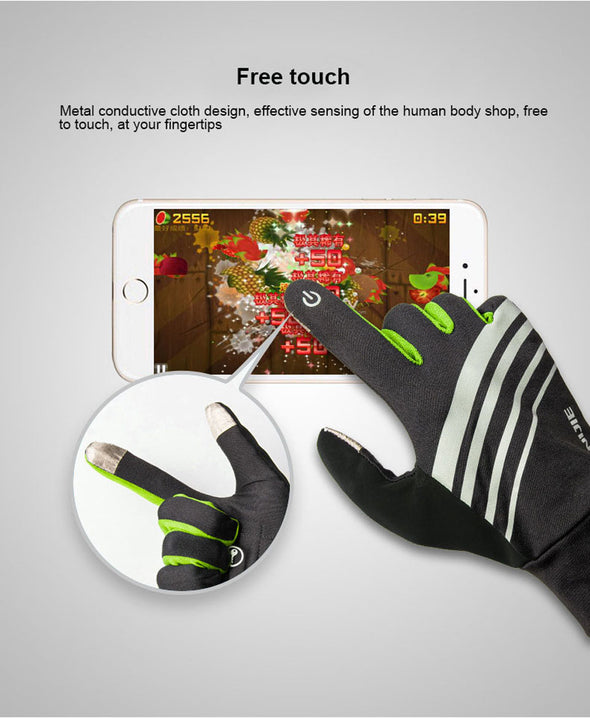 Winter Sports Touchscreen Gloves