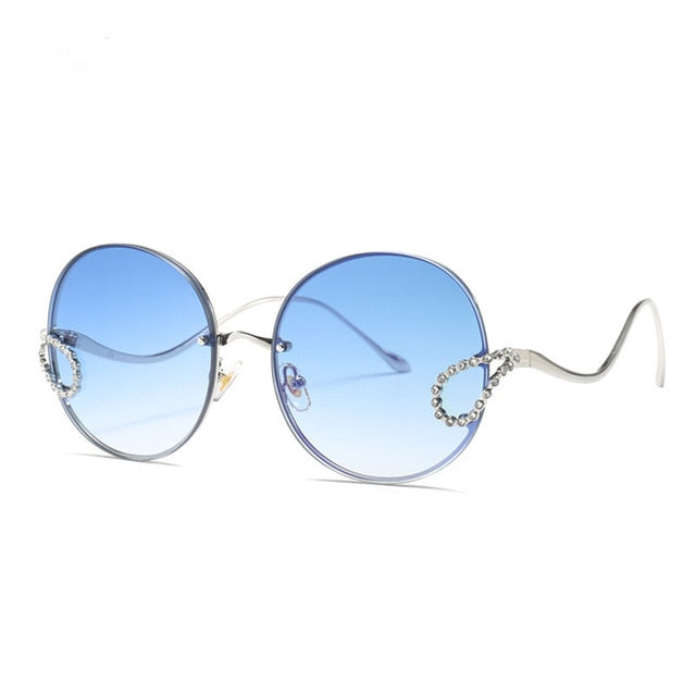 Nefari Crystal Sunglasses