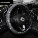 Luxury Crystal Steering Wheel