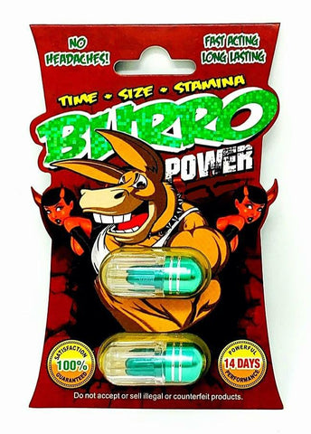 Burro Power 300K - 2ct - B.B. USA Online Store