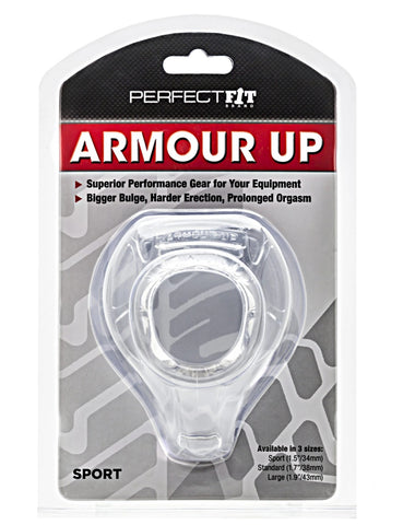 Perfect fit - Armour Up Sport - Clear