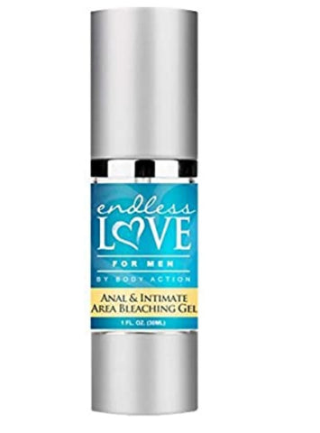 Endless Love By Body Action - 1oz Anal Bleach - B.B. USA Online Store