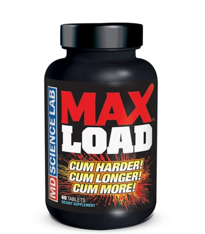 Max Load - 60ct Bottle