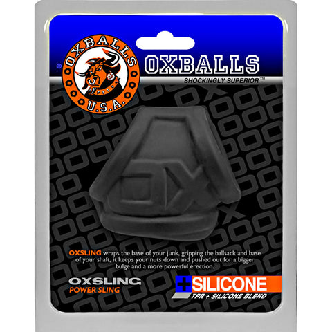 Oxballs - OxSling Power Sling - Black Ice