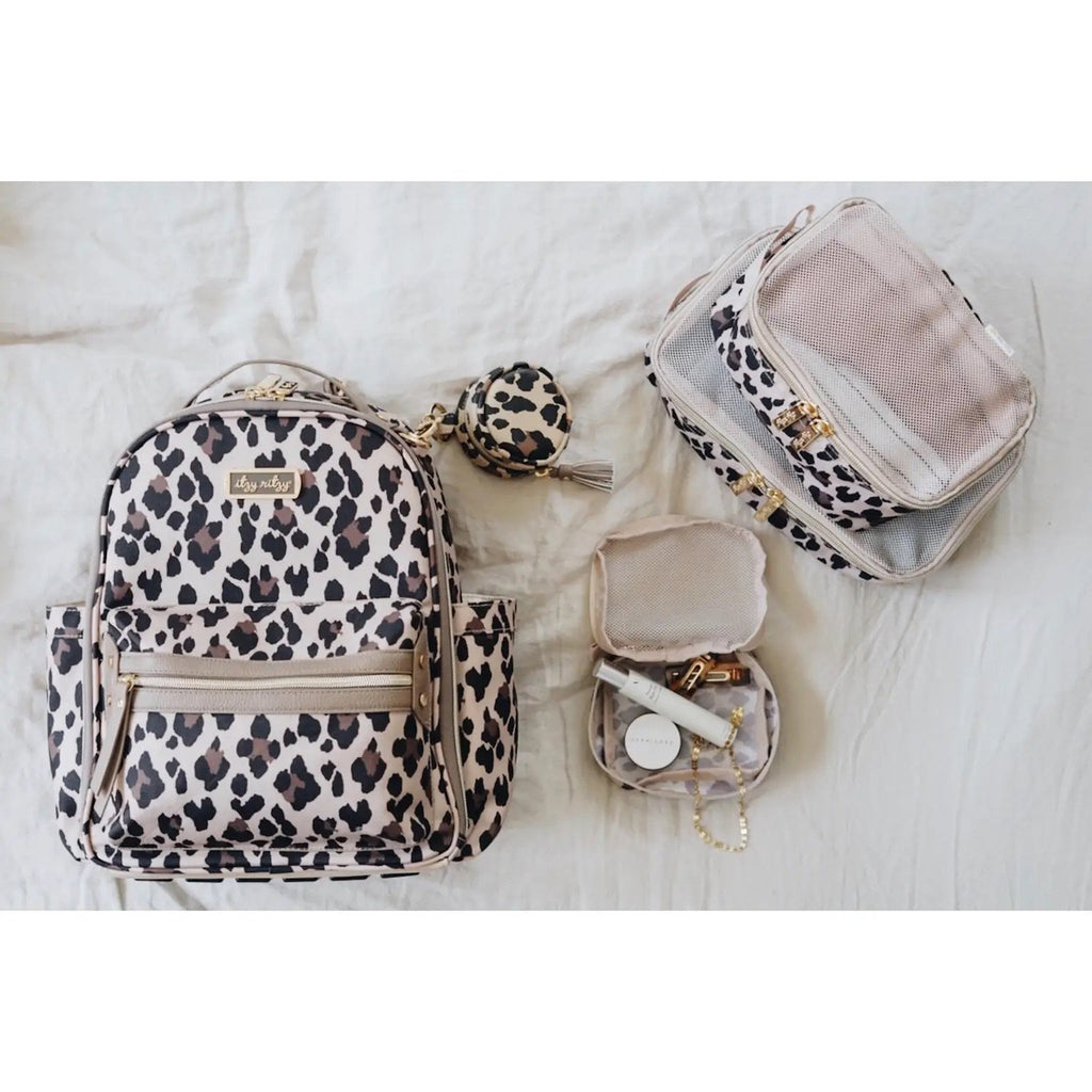 Pack Like A Boss Packing Cubes - Leopard