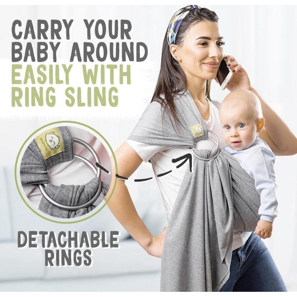 Ring Sling - Classic Gray