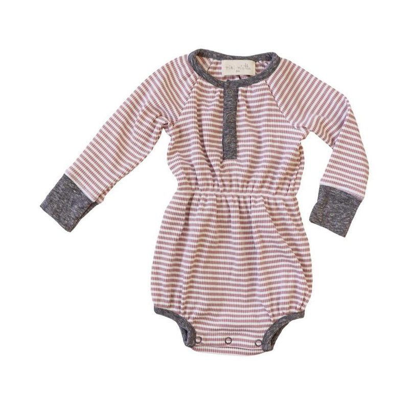 Sugar Land Bubble Romper