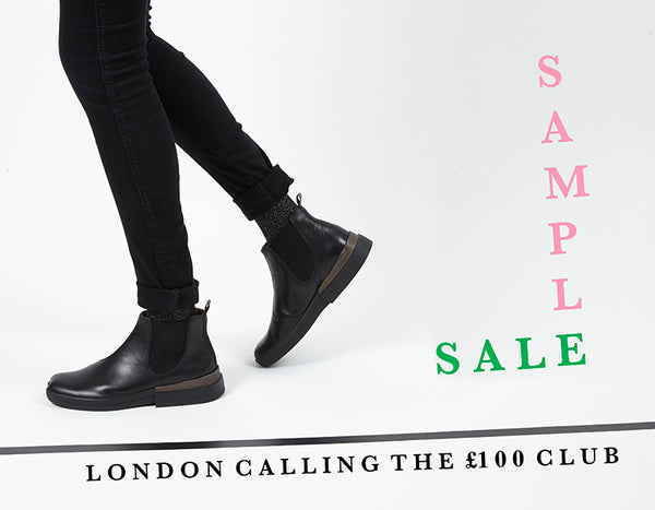 SAMPLE SALE | MARCHING IN MARCH