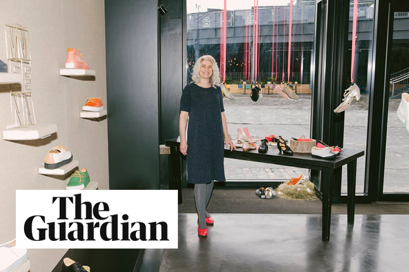 Coal Drops Yard Featured in The Guardian | Tracey Neuls