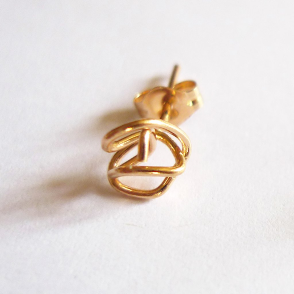 Kara Hamiliton | Rare Gold and Silver Earrings For Women