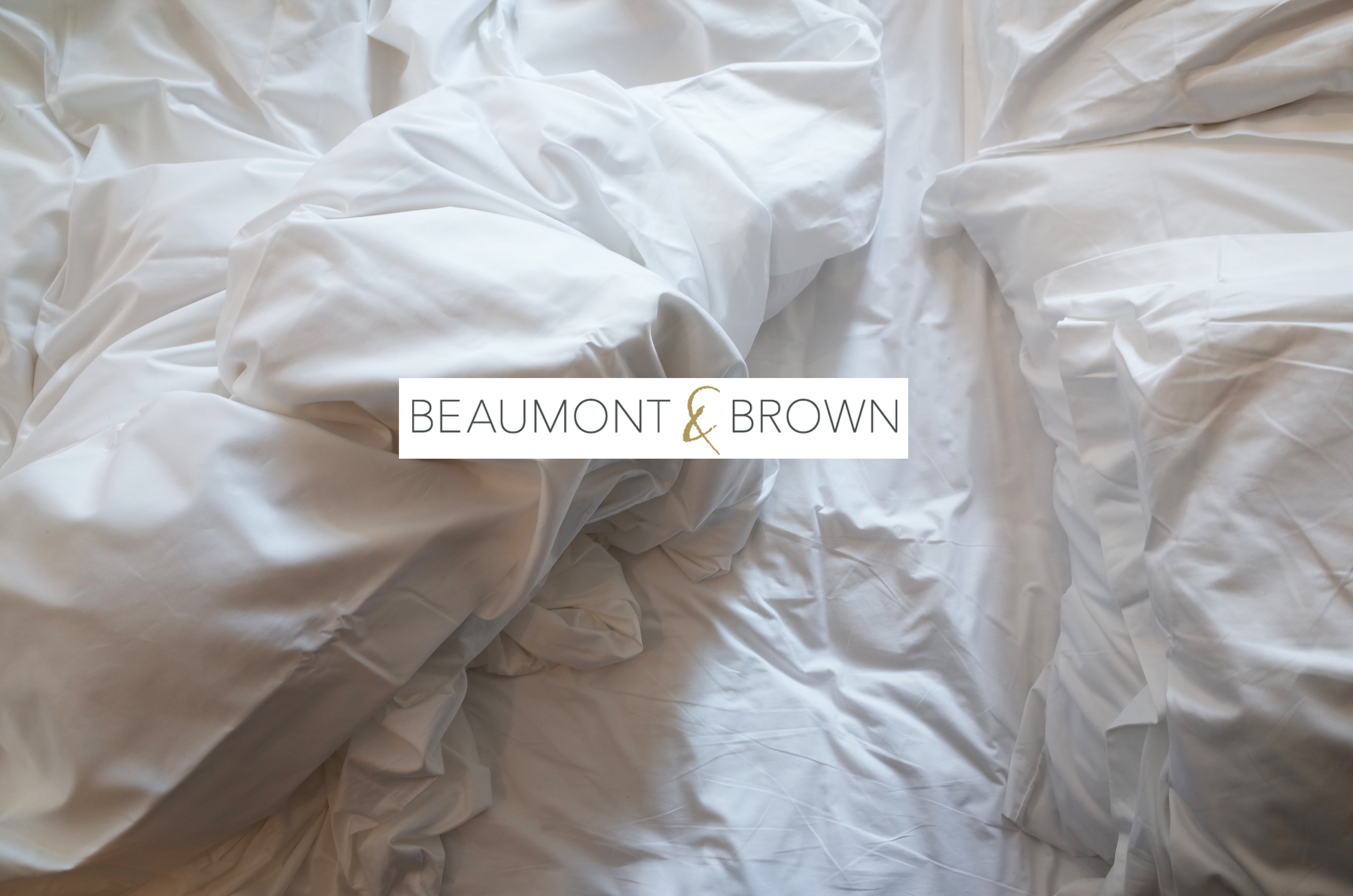 Beaumont and Brown in the Tracey Neuls Bedroom
