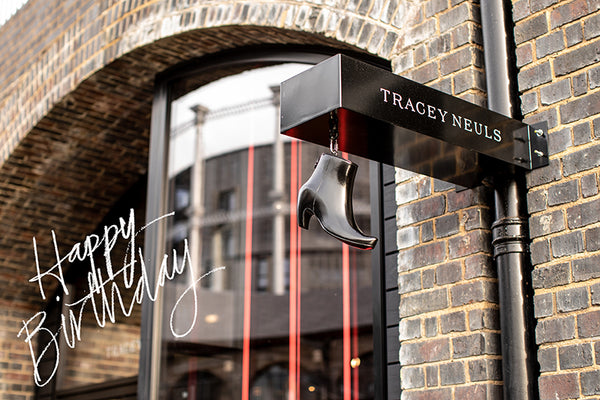 Happy Birthday To Our King's Cross Boutique